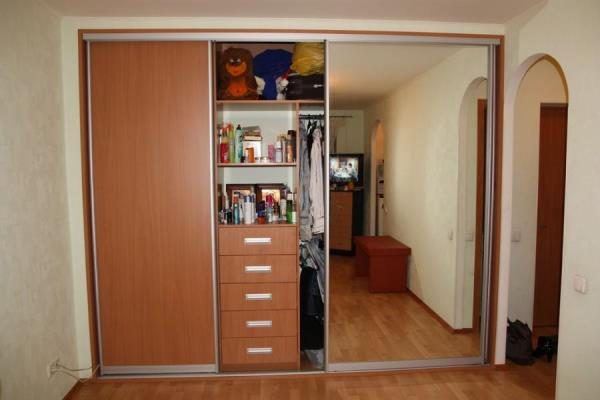 шкаф купе в маленькую прихожую фото 28