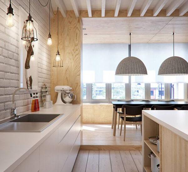 скандинавские кухни фото 2