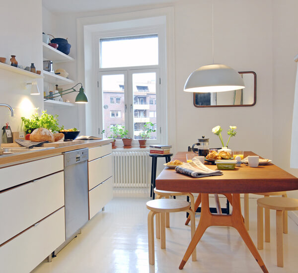 скандинавские кухни фото 3