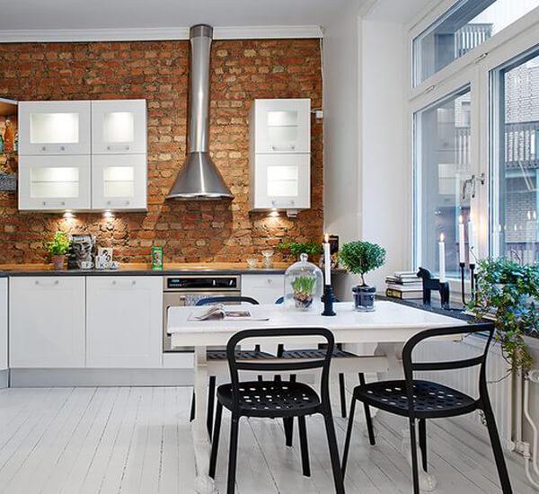 скандинавский стиль кухни 2015 новые тренды фото