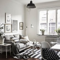 скандинавский стиль в интерьере малогабаритных квартир фото 15