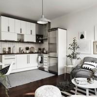 скандинавский стиль в интерьере малогабаритных квартир фото 16