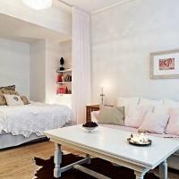 скандинавский стиль в интерьере малогабаритных квартир фото 26