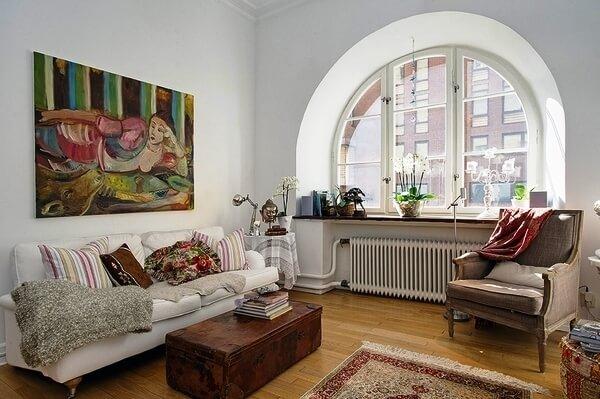 скандинавский стиль в интерьере малогабаритных квартир фото 3