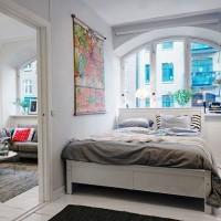скандинавский стиль в интерьере малогабаритных квартир фото 30