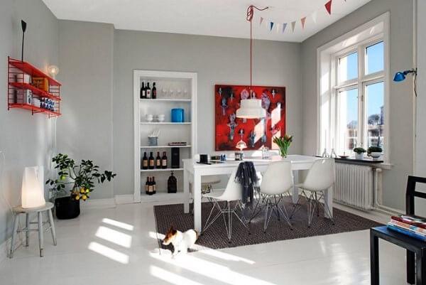 скандинавский стиль в интерьере малогабаритных квартир фото 7