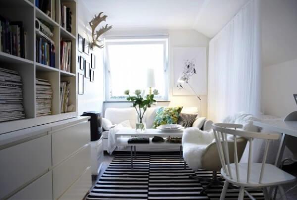 скандинавский стиль в интерьере малогабаритных квартир фото 8