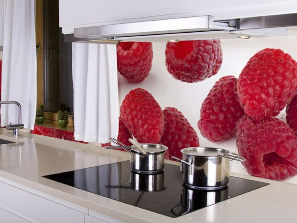 фотообои для кухни 3д фото