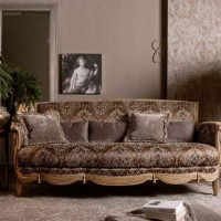 итальянская мягкая мебель для гостиной фото 10