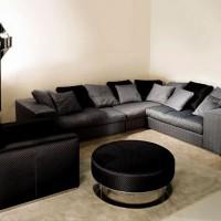 итальянская мягкая мебель для гостиной фото 18