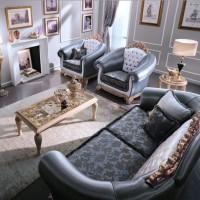 итальянская мягкая мебель для гостиной фото 19