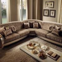 итальянская мягкая мебель для гостиной фото