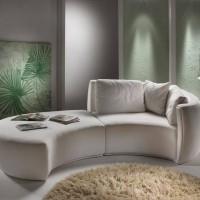 итальянская мягкая мебель для гостиной фото 4