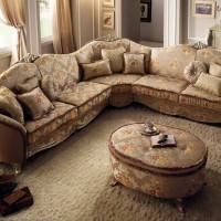 итальянская мягкая мебель для гостиной фото 5