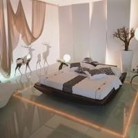 освещение в спальне без люстры фото 29