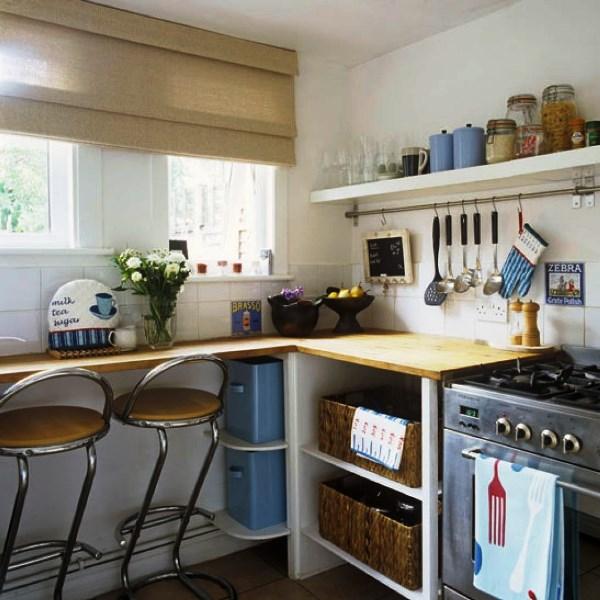 римская штора на кухню фото 18