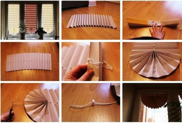 Рулонные шторы на балкон своими руками мастер класс