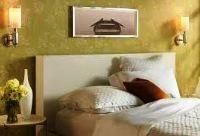 бра в спальне над кроватью фото