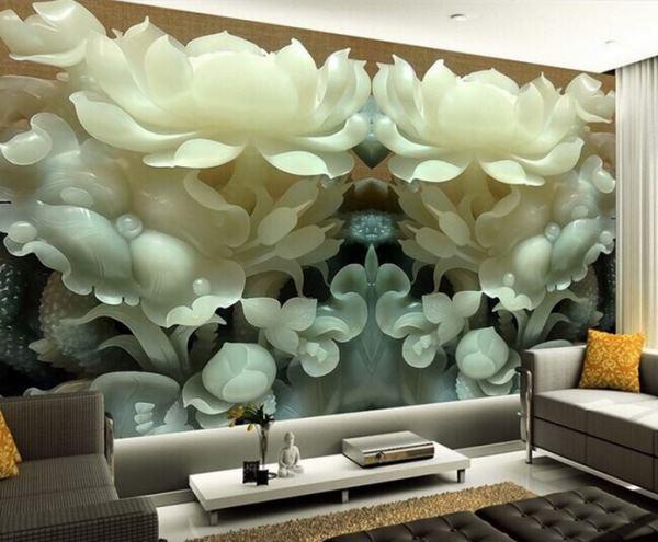 фотообои 3д для стен каталог фото цветы