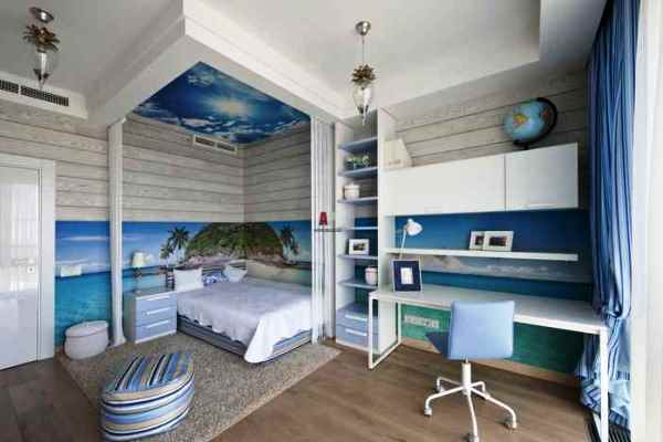 интерьер маленькой однокомнатной квартиры в хрущевке фото