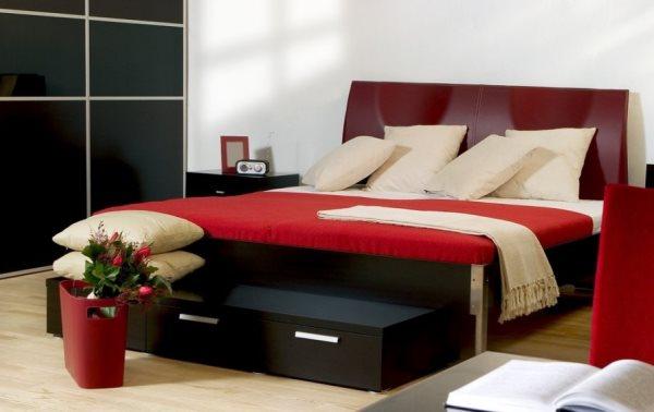 как поставить кровать по фен шуй фото 2