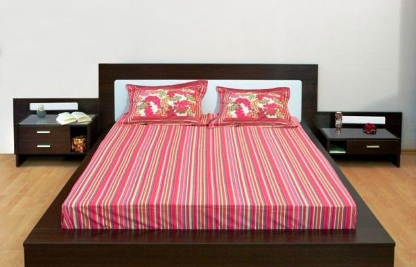 как поставить кровать по фен шуй фото 9