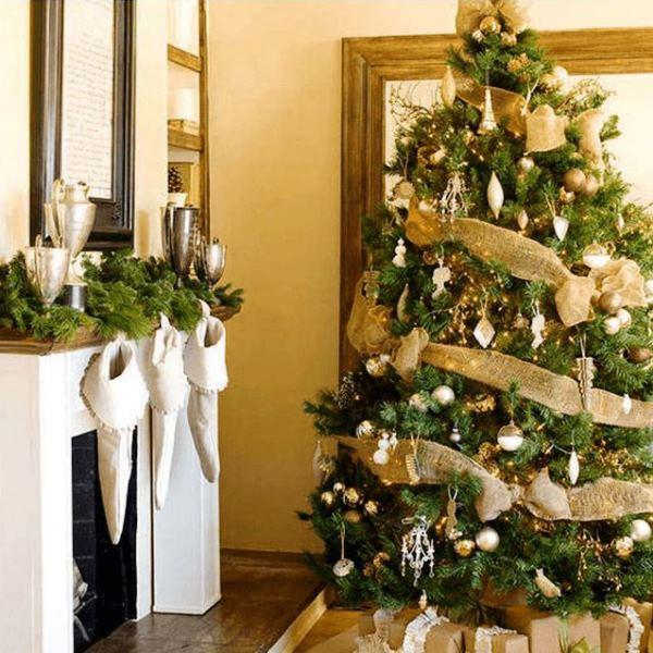 как украсить елку в 2017 году фото 2