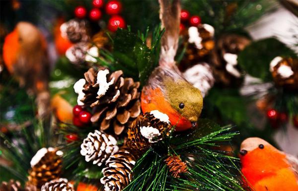 как украсить елку в 2017 году фото 8