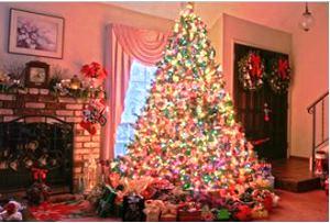 как украсить елку в 2017 году