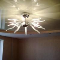 люстры под натяжной потолок фото 11