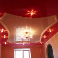 люстры под натяжной потолок фото 2