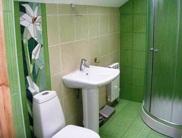 Фото работ ванных комнат