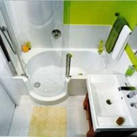 маленькие ванные комнаты с душевой кабиной фото 19