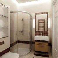 маленькие ванные комнаты с душевой кабиной фото 27