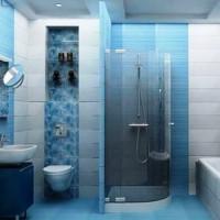 маленькие ванные комнаты с душевой кабиной фото 9