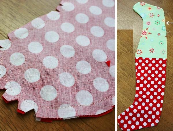 носок для подарков фото 3