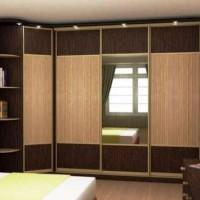 угловые шкафы купе в спальню дизайн фото 25