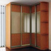 угловые шкафы купе в спальню дизайн фото 33