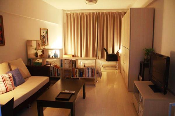 дизайн интерьера маленькой гостиной фото 5