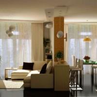 дизайн квартиры студии фото 14