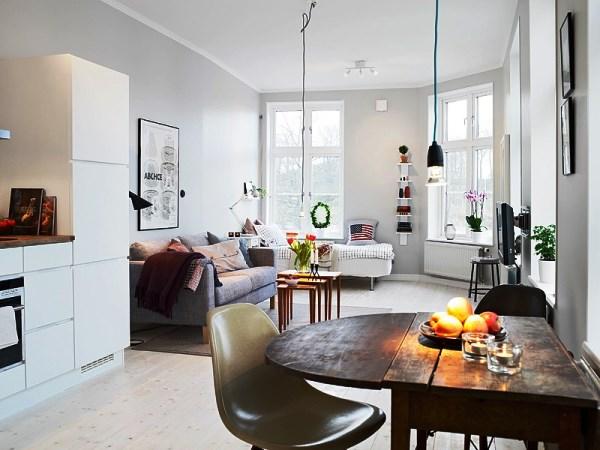 дизайн малогабаритных квартир студий фото