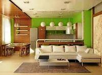 фото интерьера квартиры-студии
