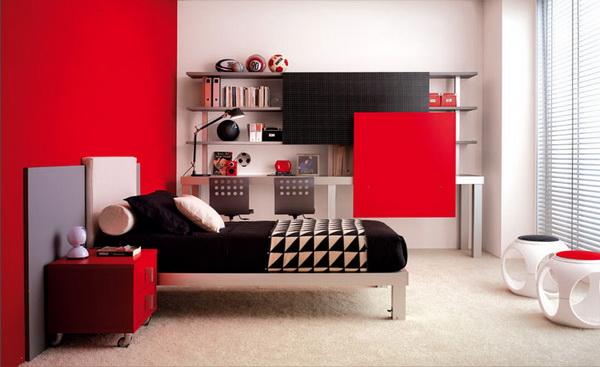 комната для мальчика подростка дизайн мебели и ремонт фото 2