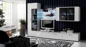 мебель для гостиной в современном стиле фото