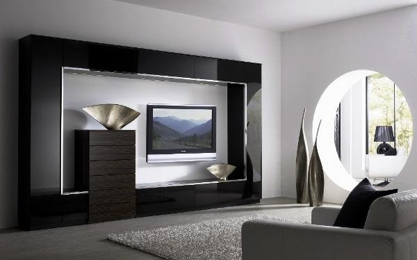 модульные стенки для гостиной фото 2