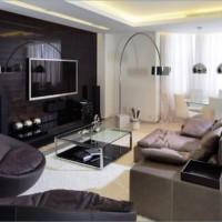 современная мебель в гостиную фото 22