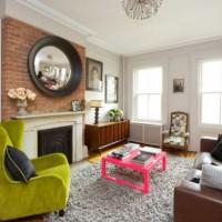 современная мебель в гостиную фото 28