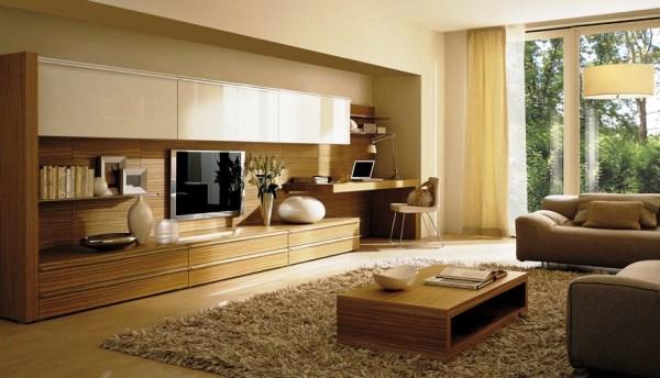современная мебель в гостиную комнату фото 5