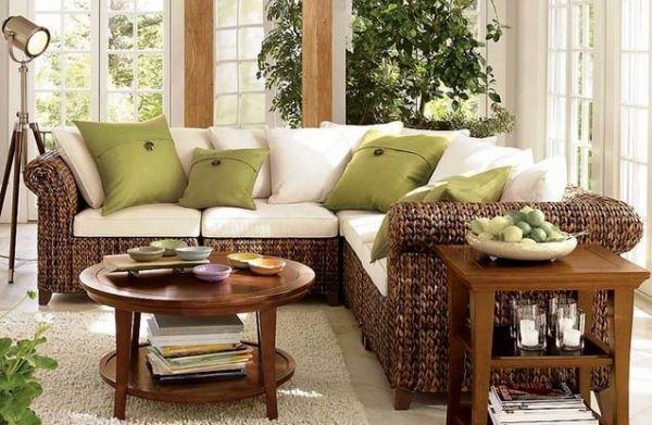 современная мебель в гостиную комнату фото 8