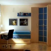 детская комната для мальчика подростка дизайн фото 12